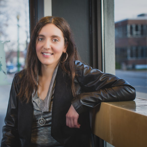 Candice Esposito Founder of the Calm Living Blueprint